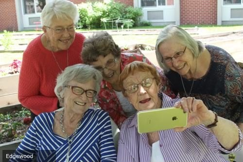 Organize a social group with friends or family, or join an established club through your library or local senior groups.